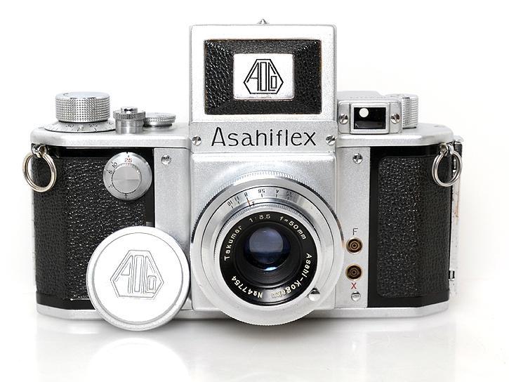 アサヒフレックス   タクマー50mmF3.5 IIA型